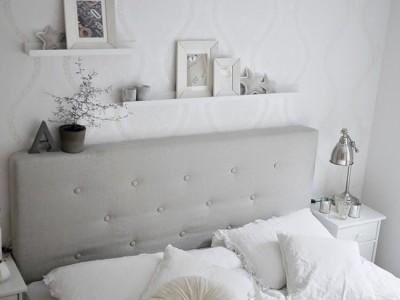 Decora tu dormitorio en colores neutros