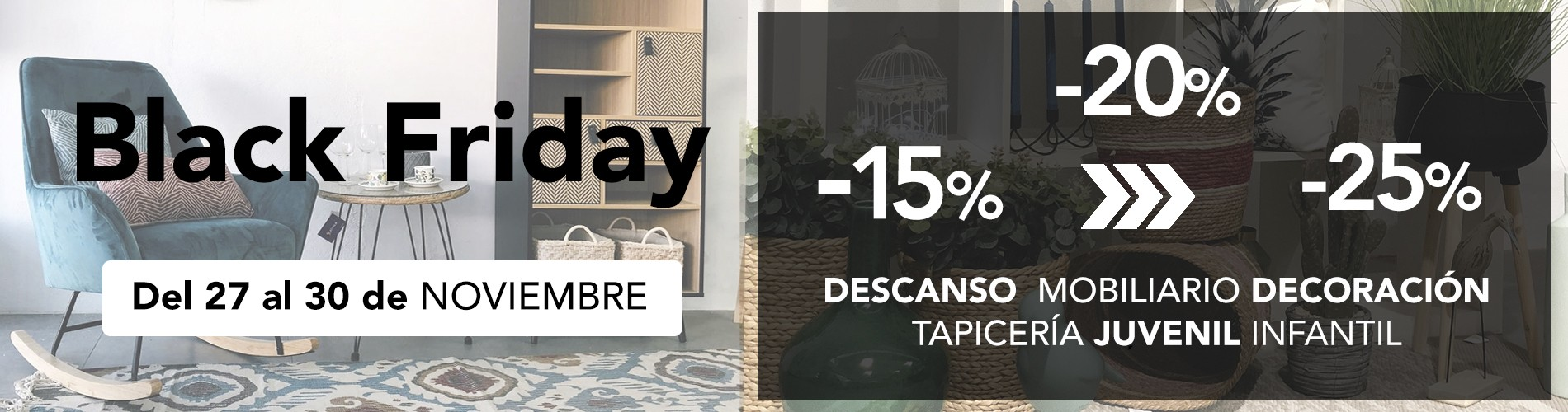 Ofertas irresistibles de Black Friday